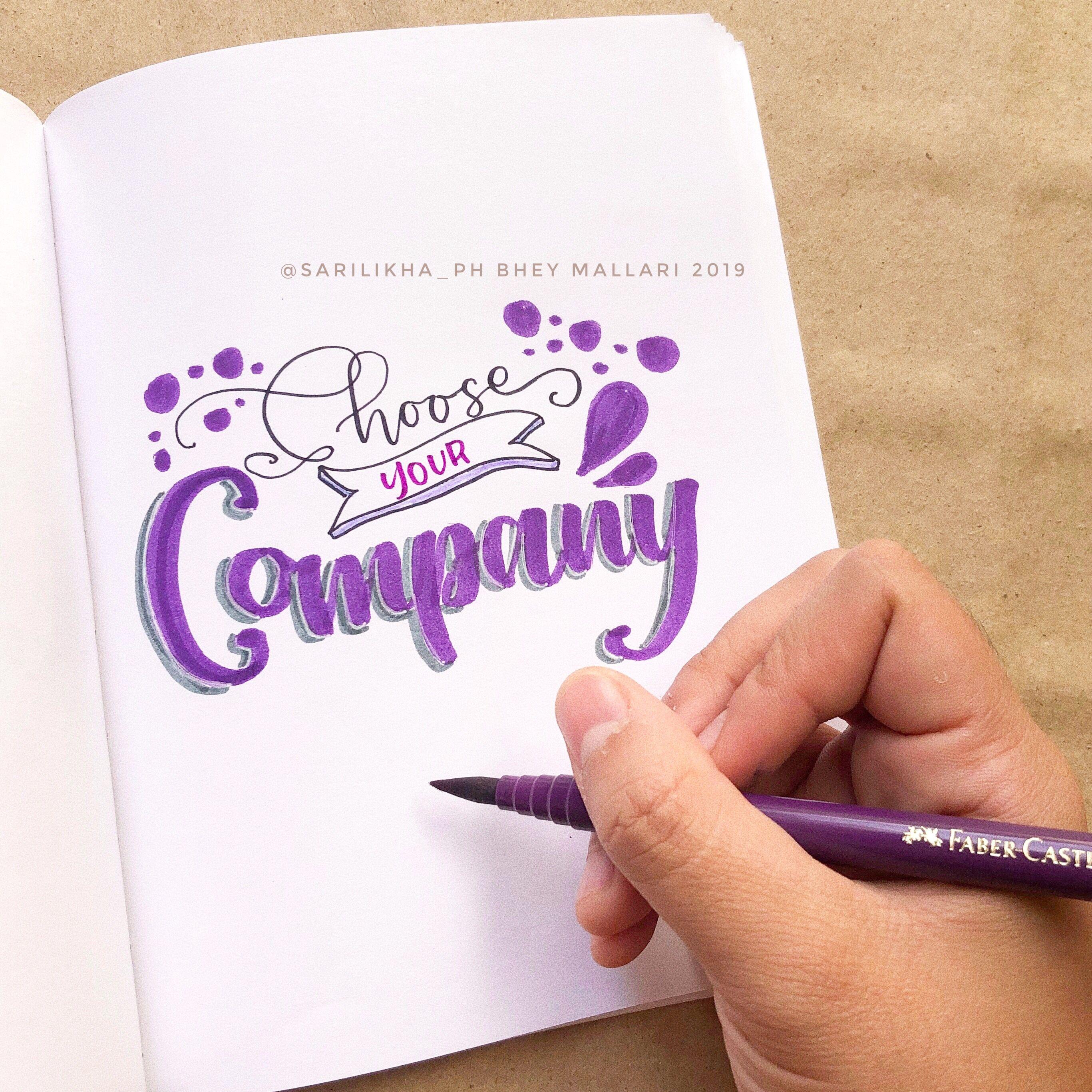 Faber Castell Brush Pen Faber Castell Brush Pen Hand Lettering Brush Pen