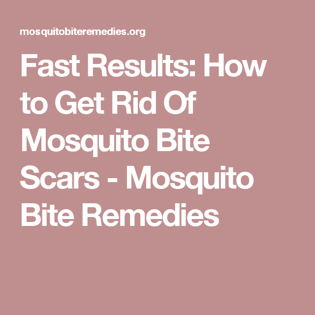 how to get rid of sandfly bites fast