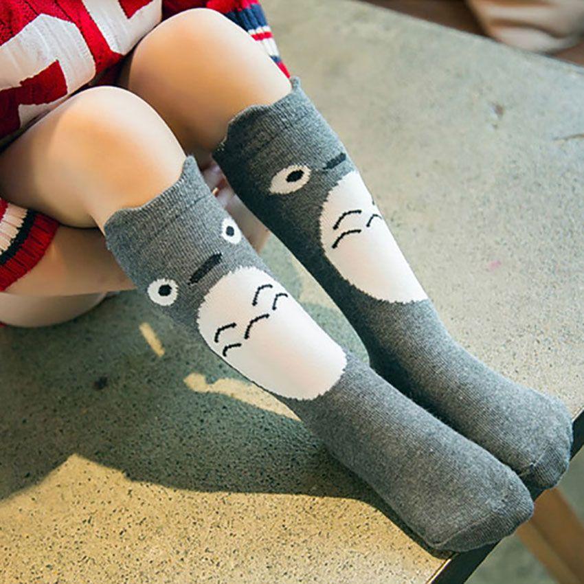 Girl/'s Cute Cartoon Animals Thigh Leg Stockings Over Knee High Long Socks Fancy
