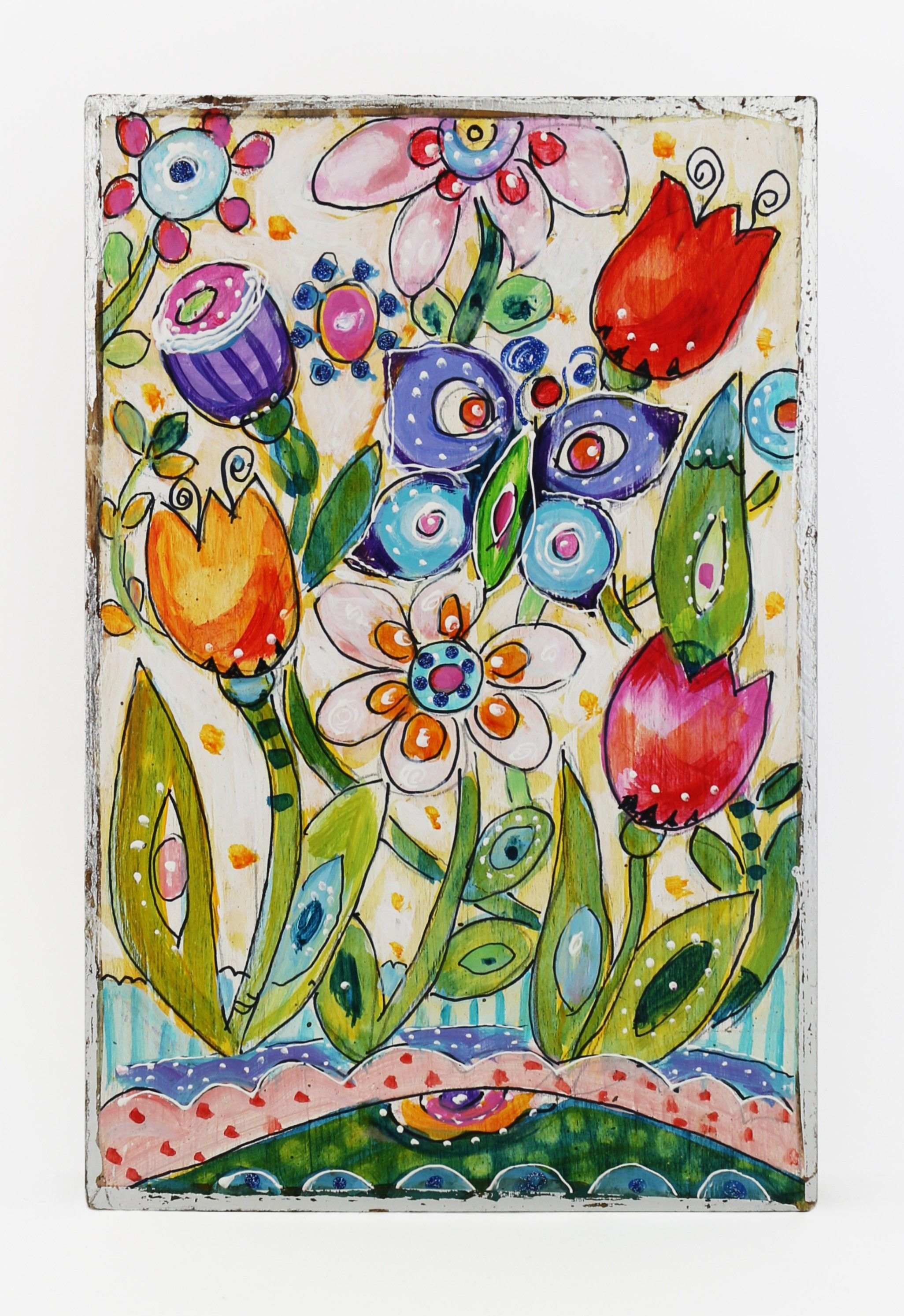 Картинка с цветя - Арт магазин за подаръци, картини, икони, сервизи,  керамика