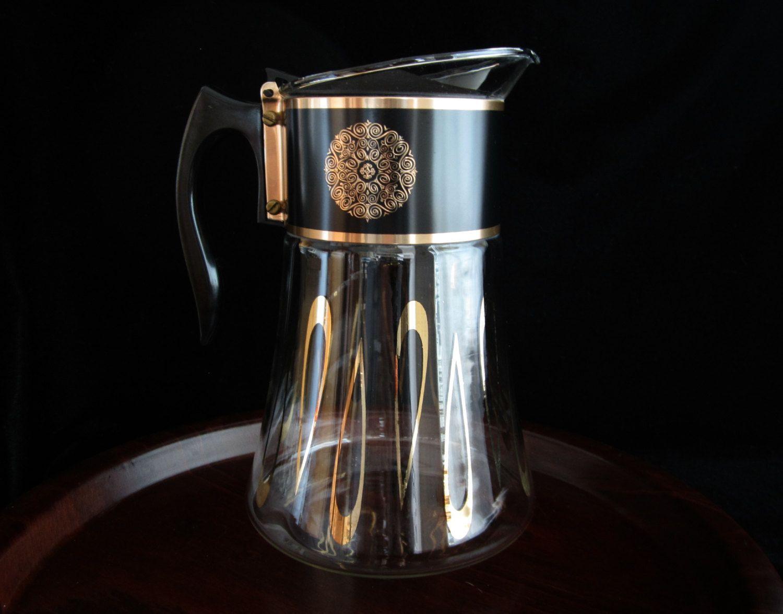 David Douglas 10Cup Coffee Carafe Midcentury Vintage