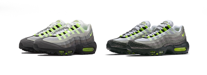 The Nike Air Max 95 OG Pack launches in 1 hour in the UK http: