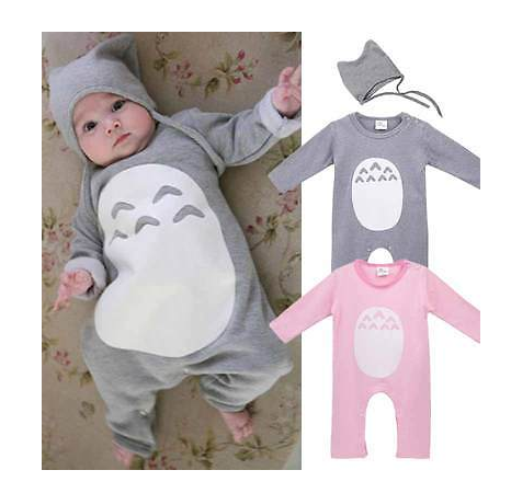 moins cher haute qualité Royaume-Uni disponibilité Brand Name: Totoro Long Sleeve Romper Model Number: Totoro ...