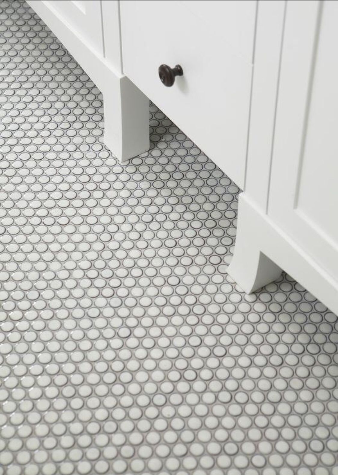 Pin By Pitre Bathrooms On Mosaic Penny Tiles Bathroom