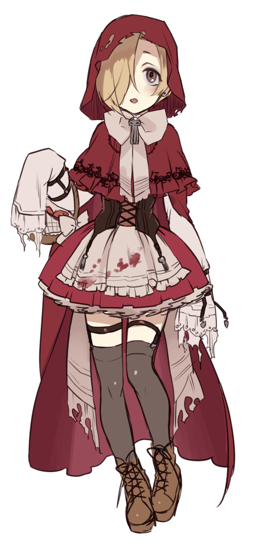 たんぶらさいこうw  Anime zombie, Anime poses, Zombie clothes