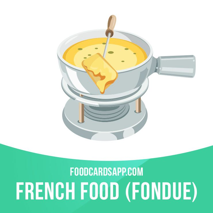 Ladies, tradition says that if you drop your piece of bread into the fondue pot, you have to kiss the person next to you. #english #englishlanguage #learnenglish #studyenglish #language #vocabulary #dictionary #englishlearning #vocab #food #frenchfood #fondue #cheese