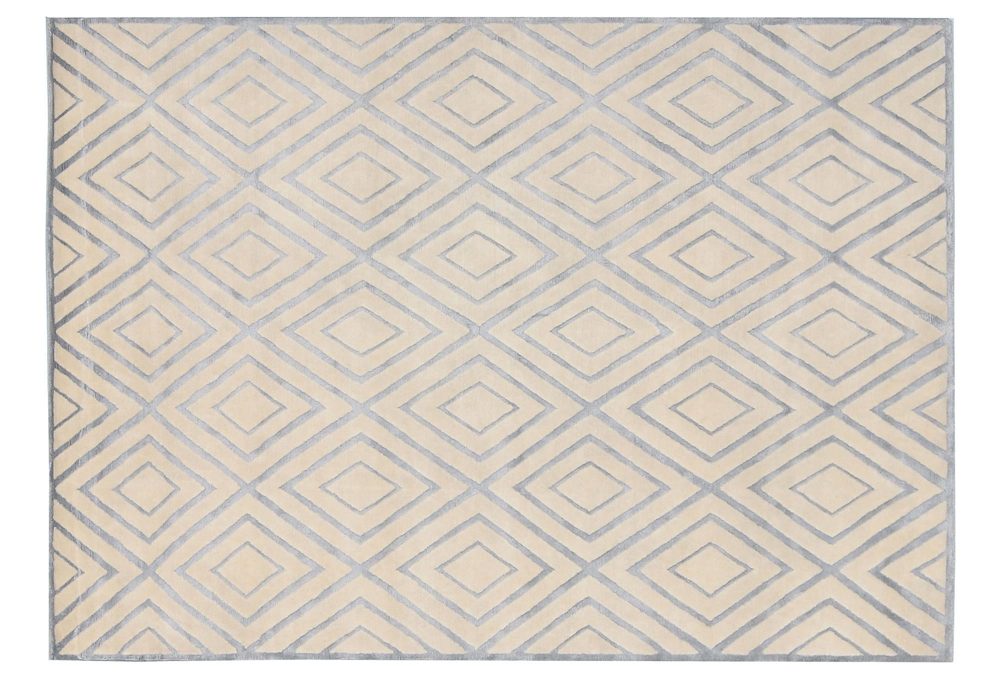 Beautiful David Hicks Ln Rug For The Dining Room
