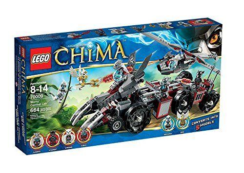 Lego Legends of Chima 70009 - Worriz' Großer Wolfstruck Lego http://www.amazon.de/dp/B00B06VEOY/ref=cm_sw_r_pi_dp_3bTIub1YDW4AV