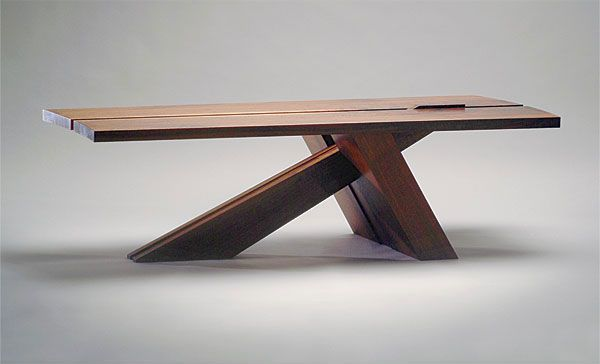 Cantilevered Coffee Table Reader S Gallery Fine Woodworking