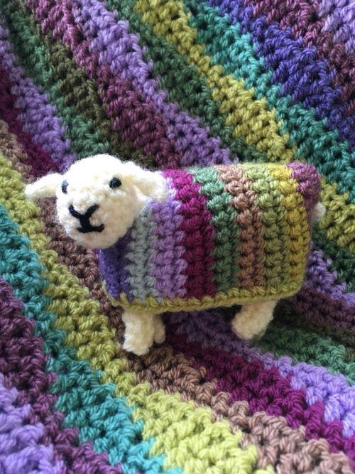 Moorland Blanket Ta Dah Attic24 Attic 24 Crochet Crochet Art Baby Blanket Crochet