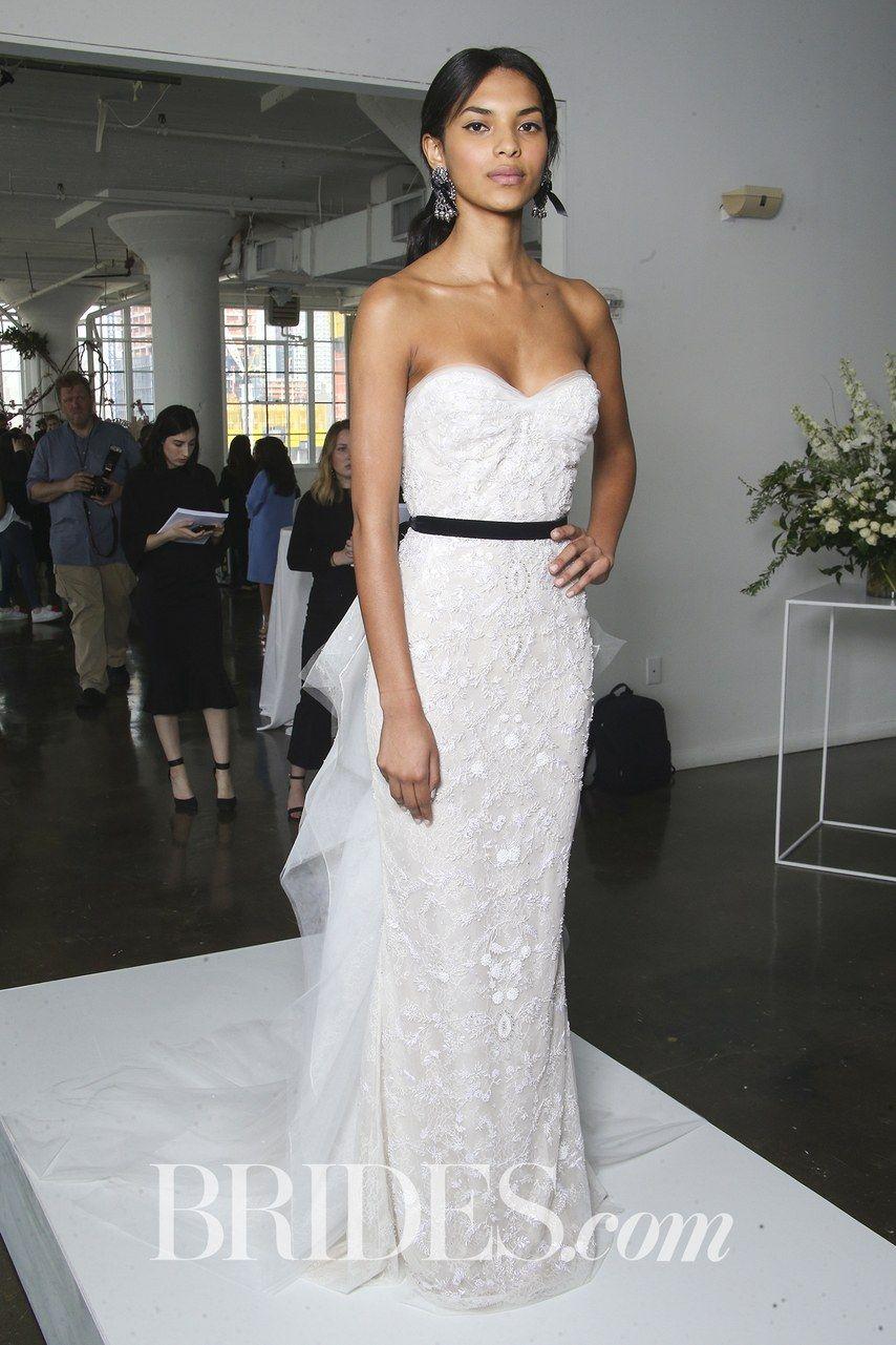 Eve Bridal Gown #MARCHESA   Marchesa   Pinterest   Marchesa and ...