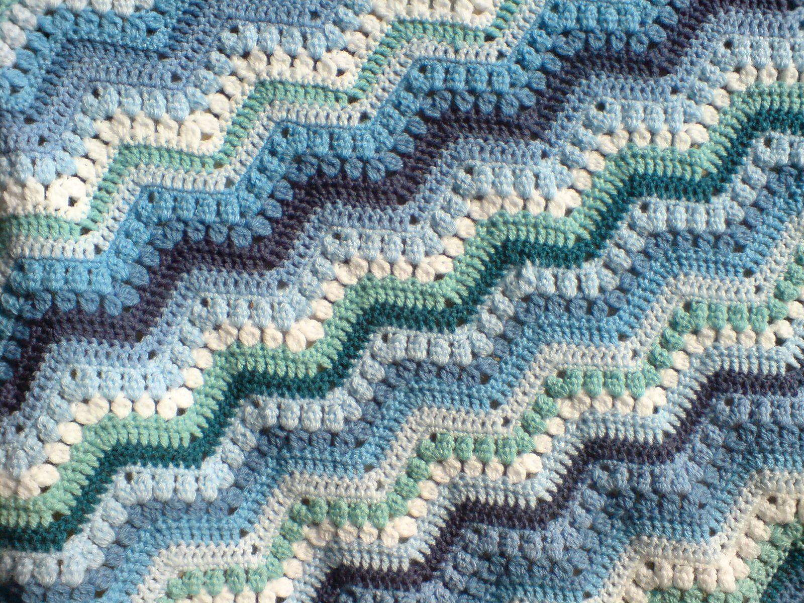 6-Day Kid Blanket By Betty McKnit - Free Crochet Pattern - (ravelry ...
