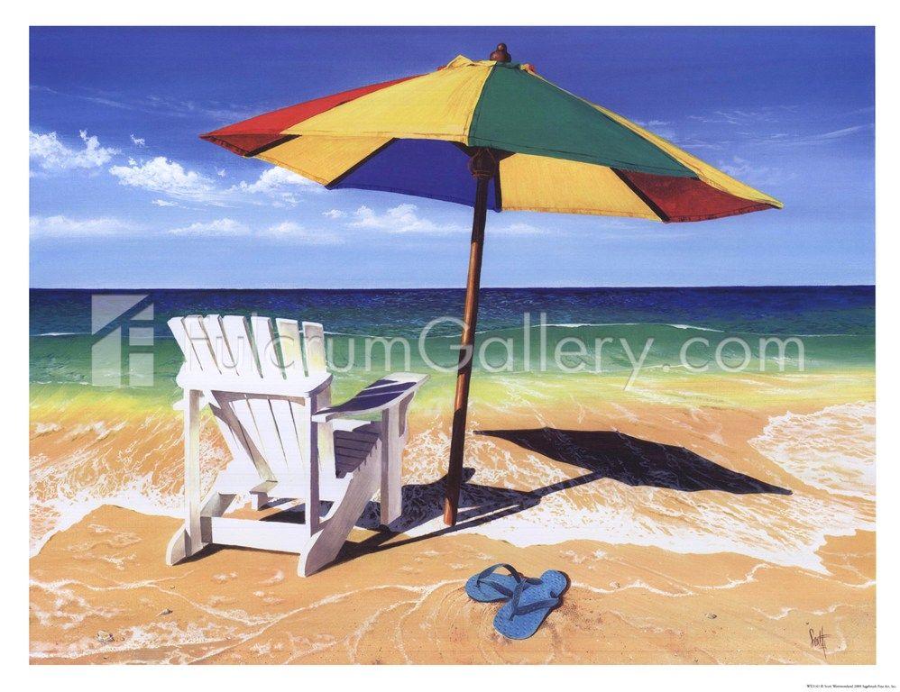 Scott Westmoreland Surf Sand Summer With Images Beach Art