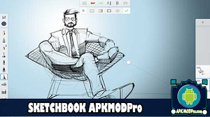Autodesk Sketchbook Pro V5 1 5 Mod Apk Full Unlocked Terbaru