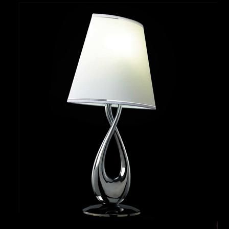 Illuminati otto table light w cream shade achica product illuminati otto table light w cream shade achica product mozeypictures Image collections