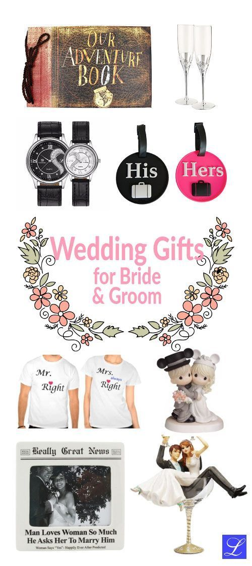 10 Thoughtful Wedding Gift Ideas For Bride And Groom That They