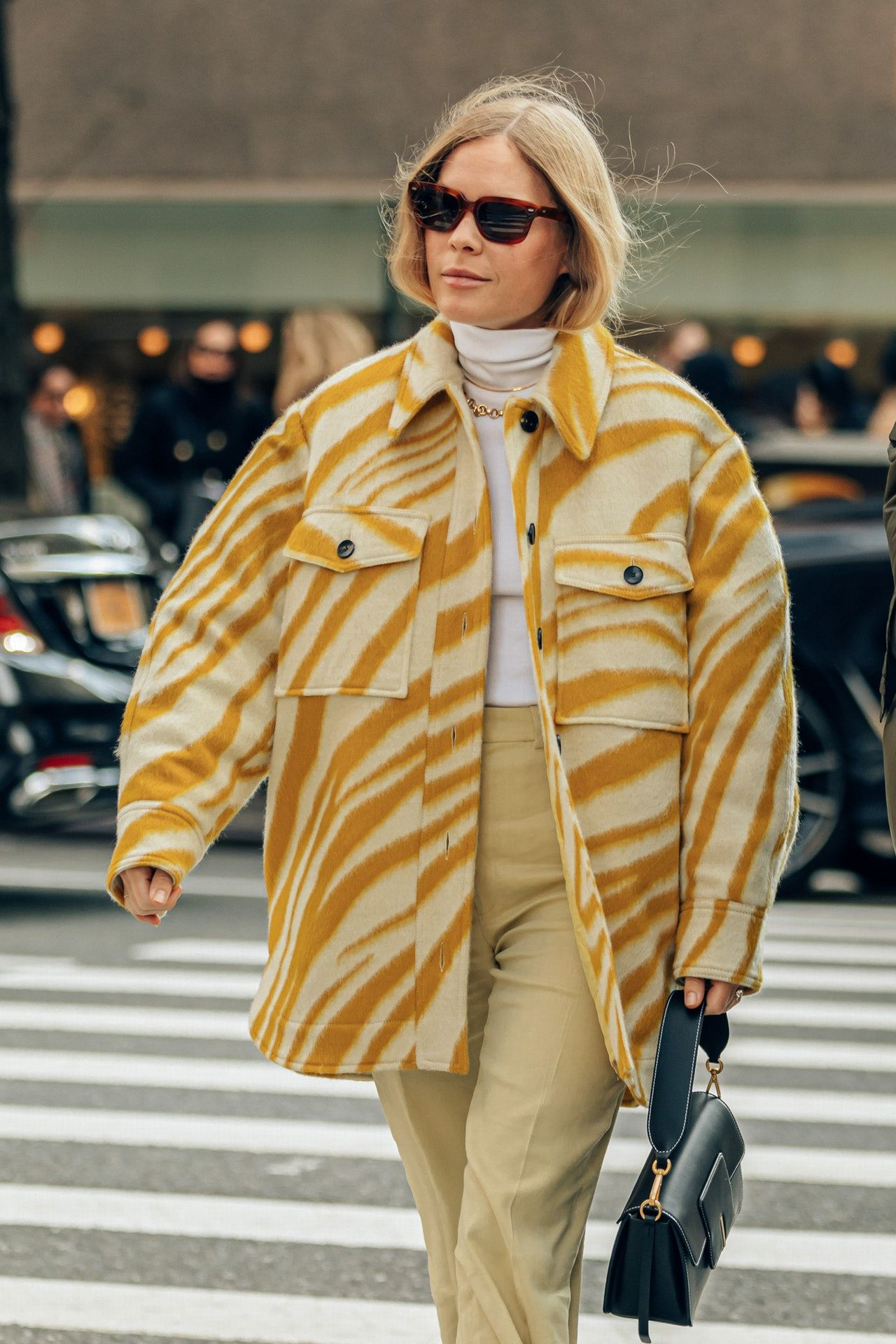 Photo of The Best Street Style From NYFW