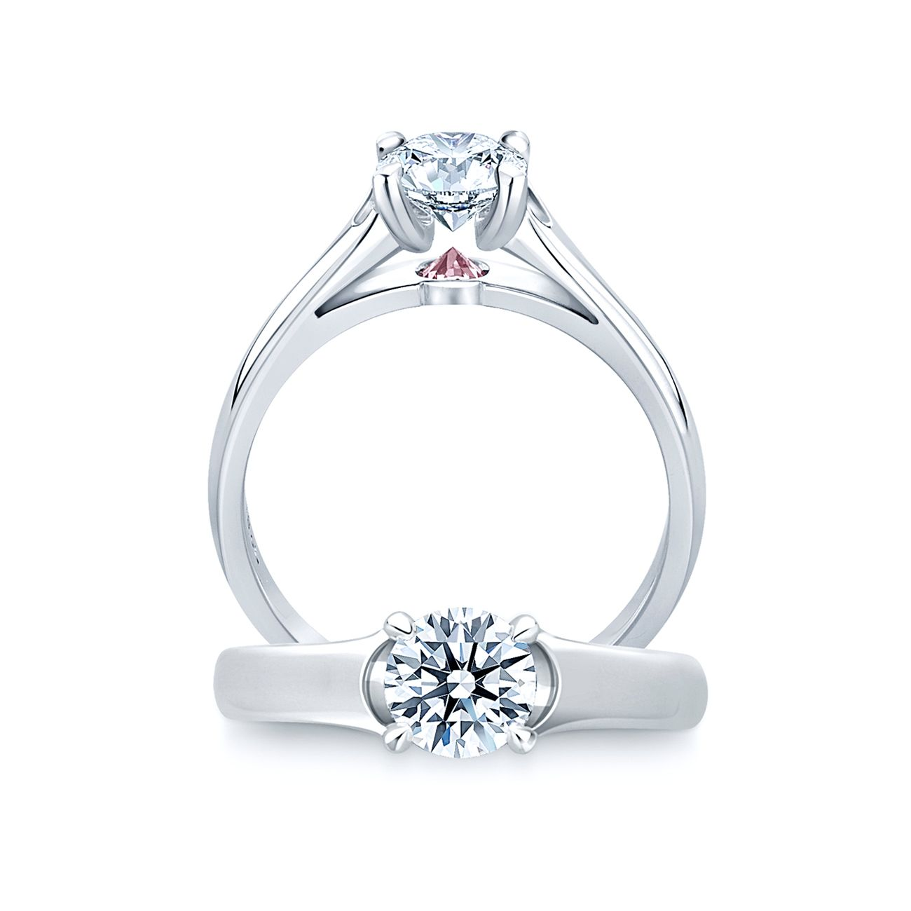 Every Kiss Begins With K Rings