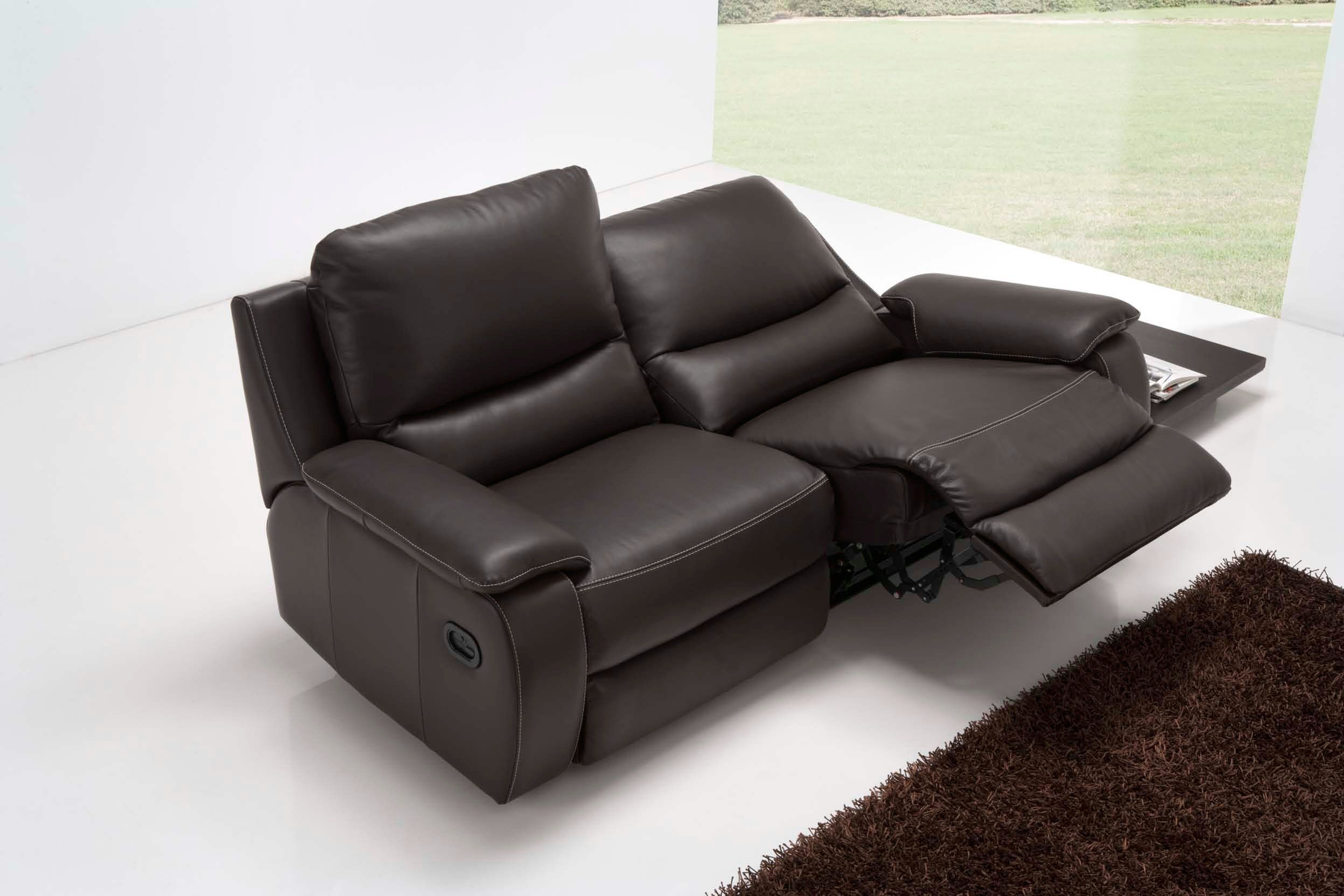 Cool Two Seat Recliner Couch , Elegant Two Seat Recliner Couch 92 On Sofas  And Couches