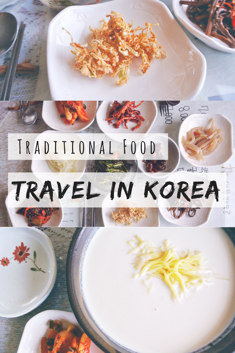 Travel In Korea Jeju Island Vegan Restaurant Jayeoneuro Evydraws Vegan Restaurants Travel Food Traditional Food