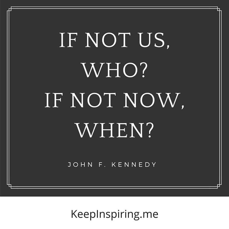 Inspirational Quotes | Inspirational quotes with images, Kennedy ...