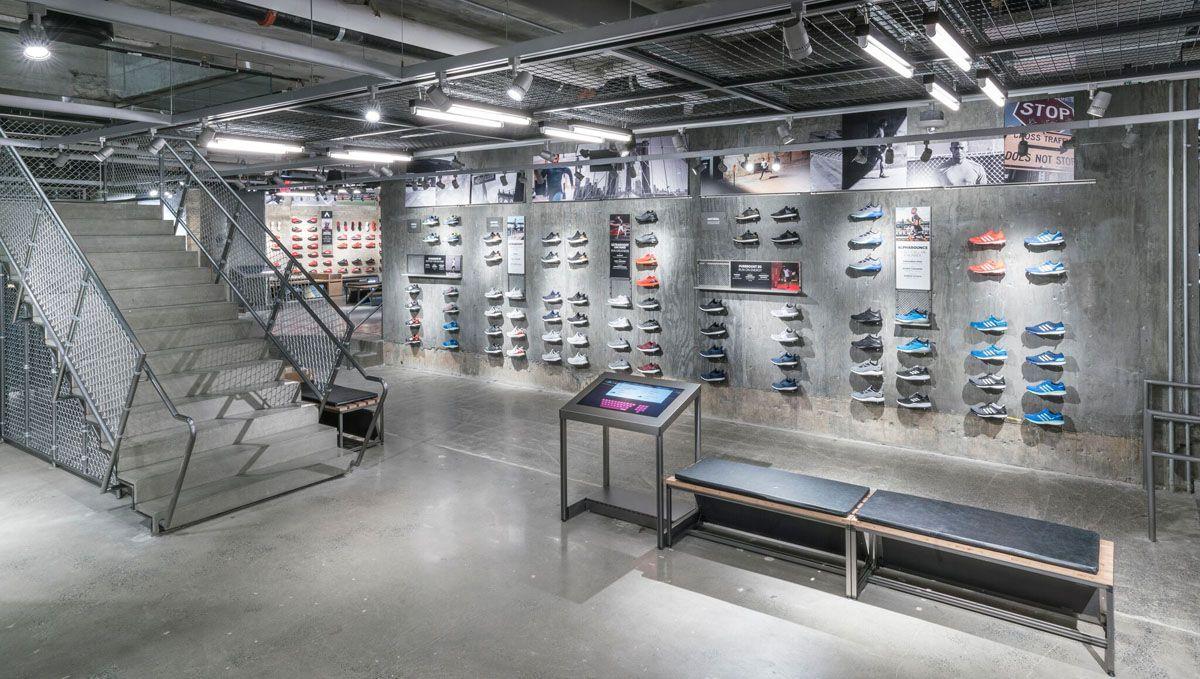 Inside Adidas NYC Flagship Store  826dba8e56e47