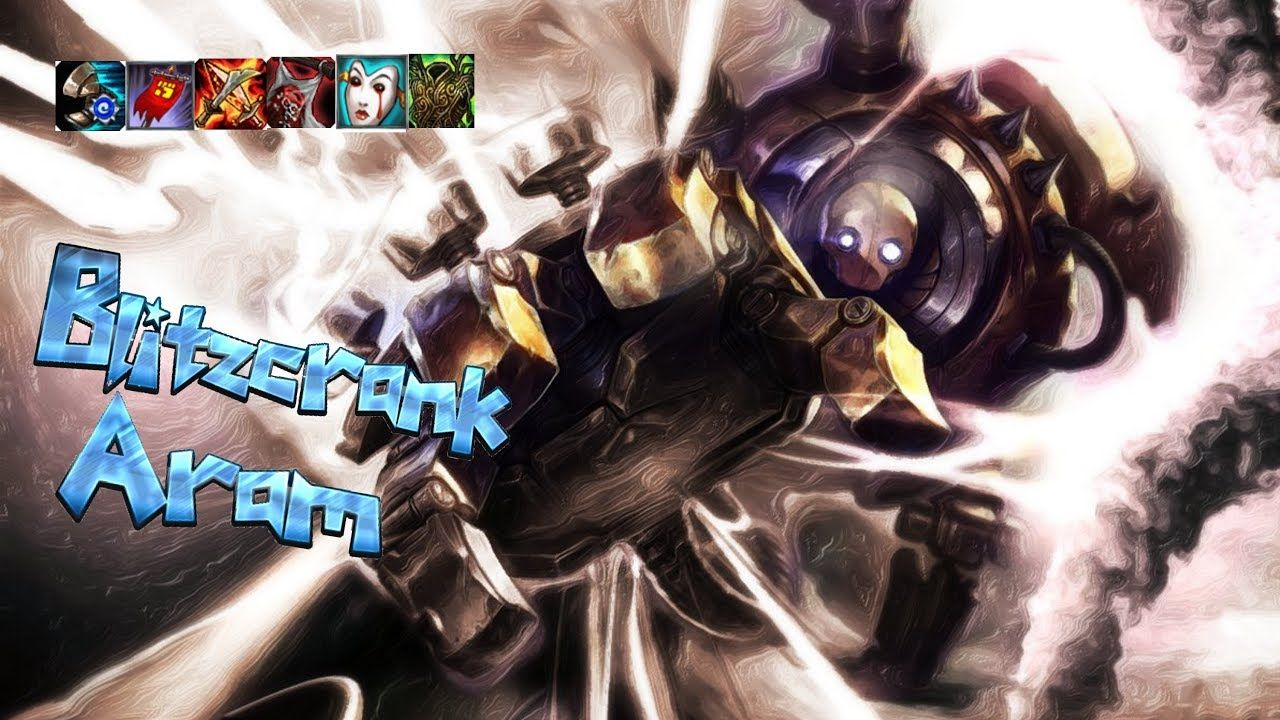 Pin On All My Videos Find even more stats on blitzcrank like win rate by patch, skill order. pinterest