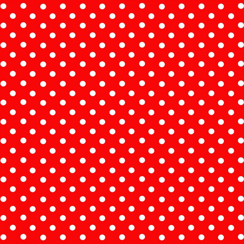 AlphaBears Polka Dot Red Polka dots wallpaper, Polka