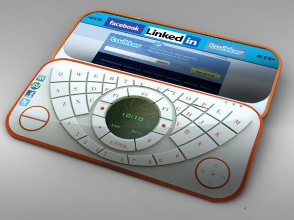 Pocket social networking device.  Redundant in smart phone world, perhaps, but nice design and good keyboard layout.