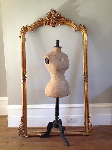 Antique French Mannequin