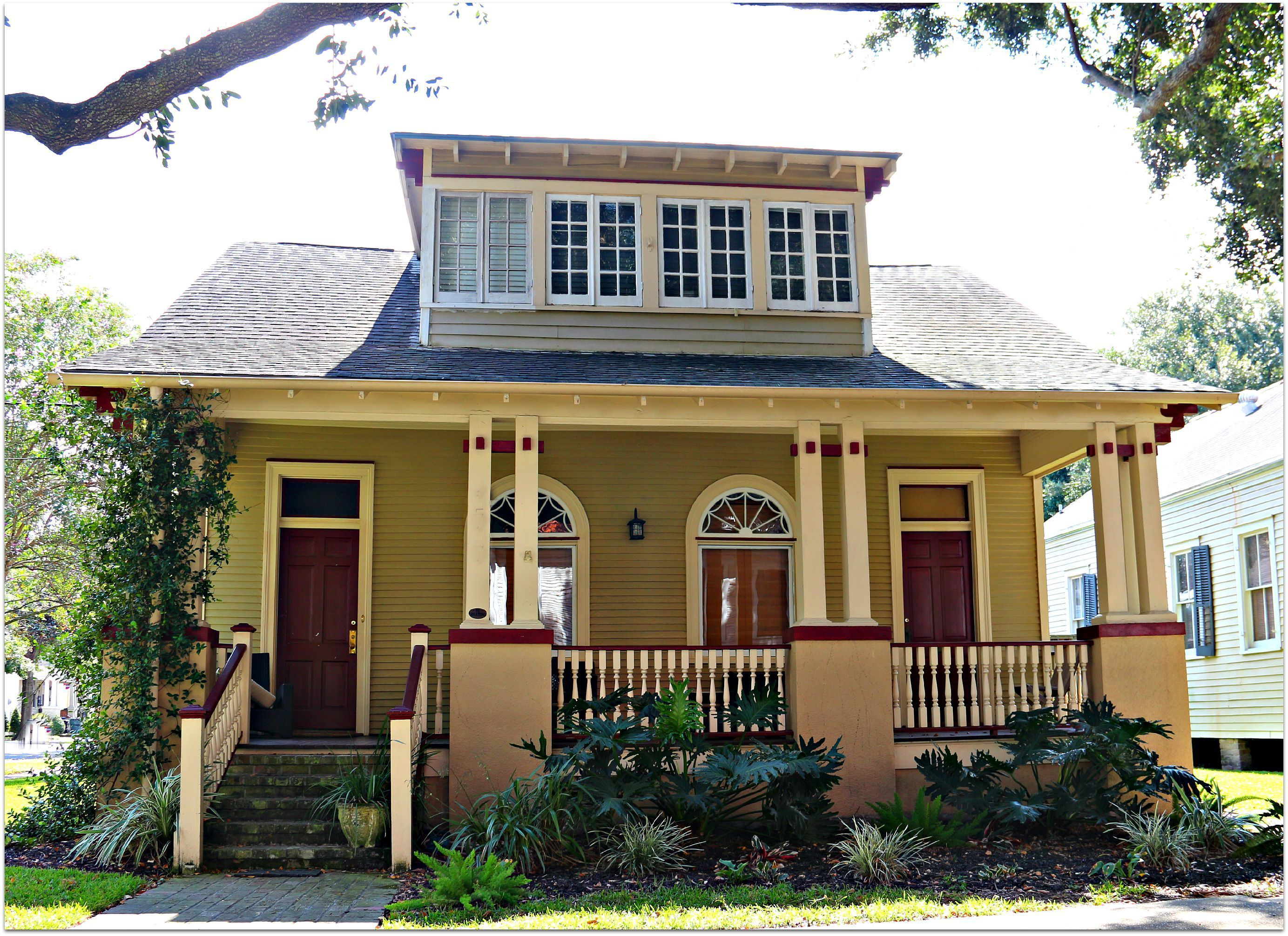 Photos of craftsman style homes - Custom Homes
