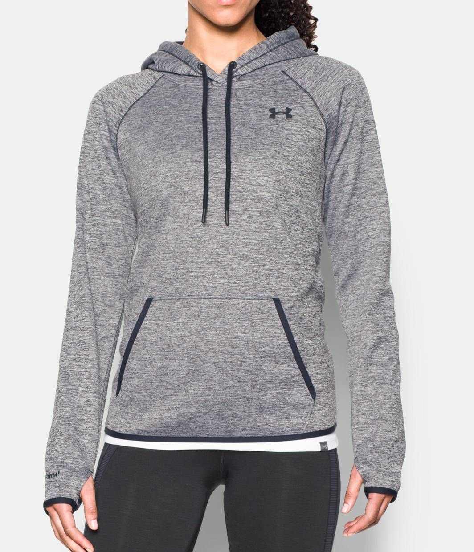 390cbb758d3 Women s UA Storm Armour® Fleece Icon Twist Hoodie
