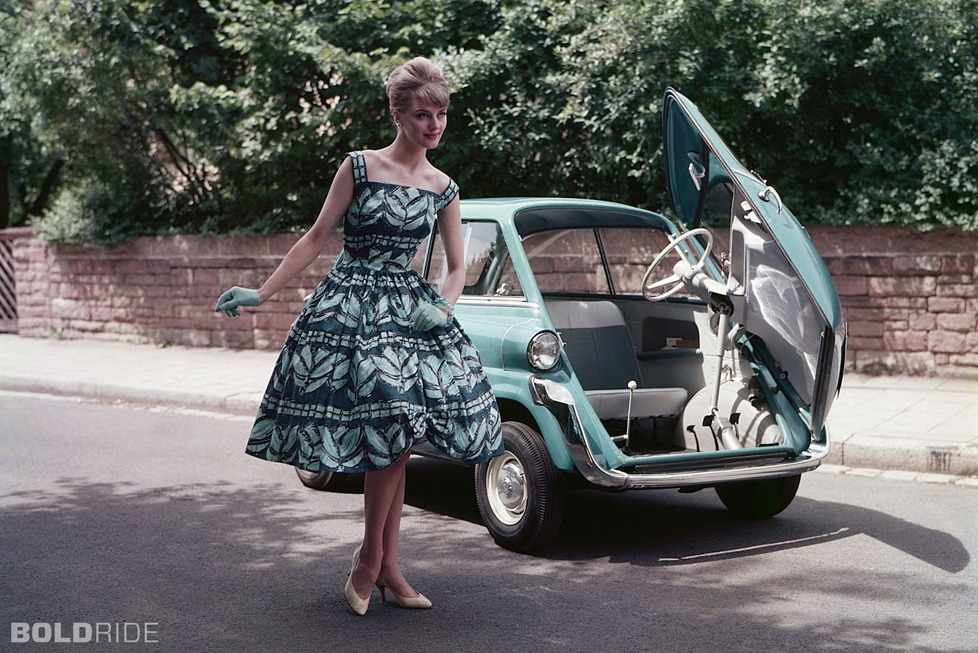 1955 BMW Isetta | Cars | Pinterest | BMW, Small cars and Cars