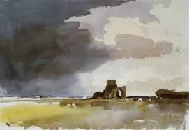 After Storm, St. Benet's Abbe