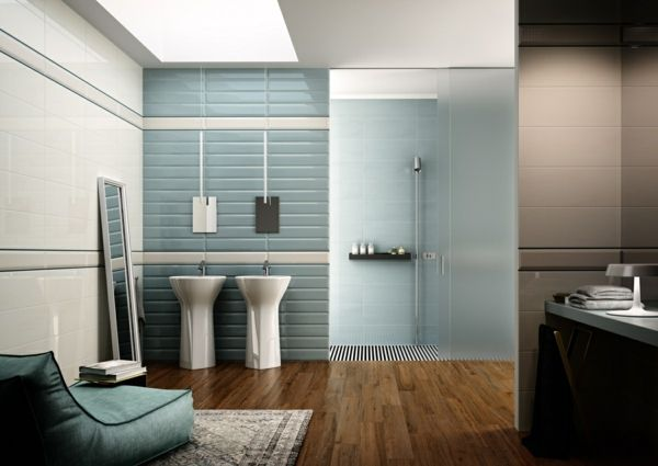 Wandfarbe taubenblau wandgestaltung ideen mit blauen farbt nen gartengestaltung garten - Wandfarbe taubenblau ...