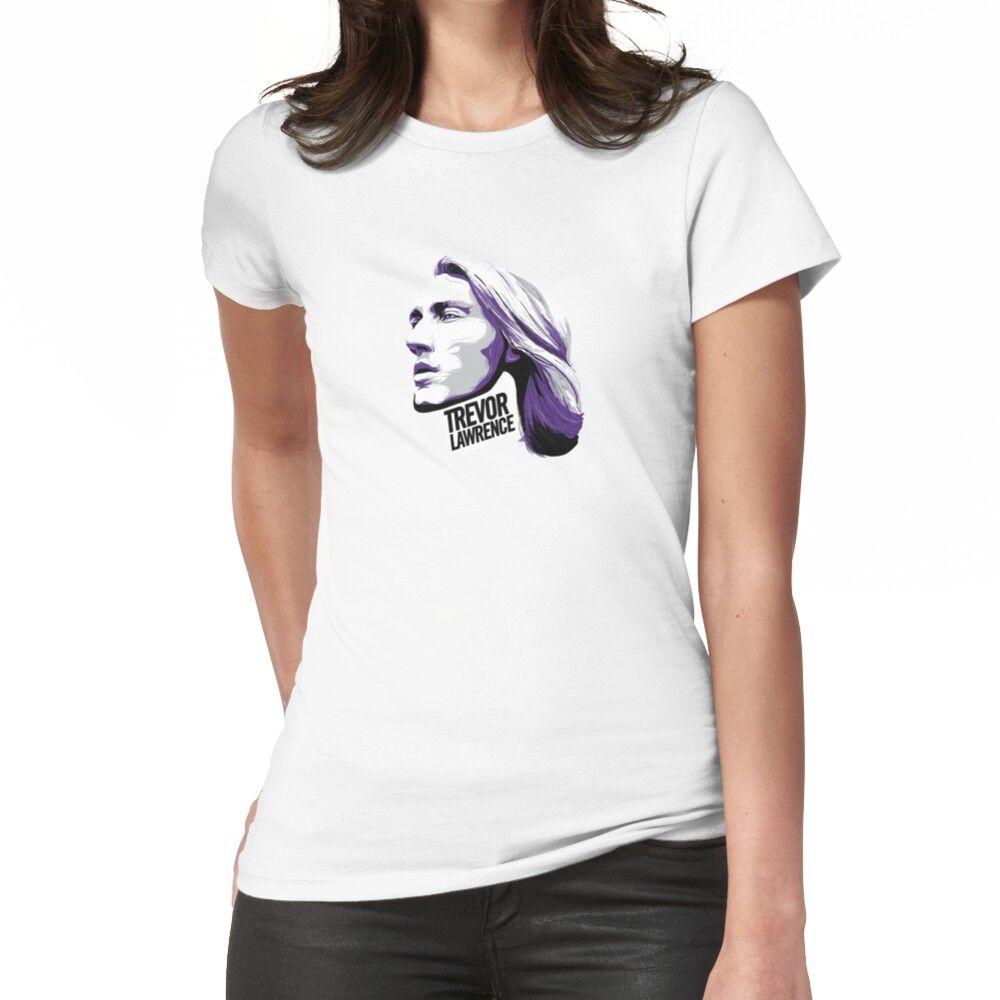 'Trevor Lawrence Illustraited' T-Shirt by Maryalexander13