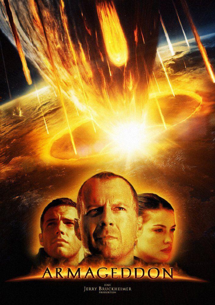 Armageddon 1998 Armageddon Movie Good Movies To Watch Good Movies