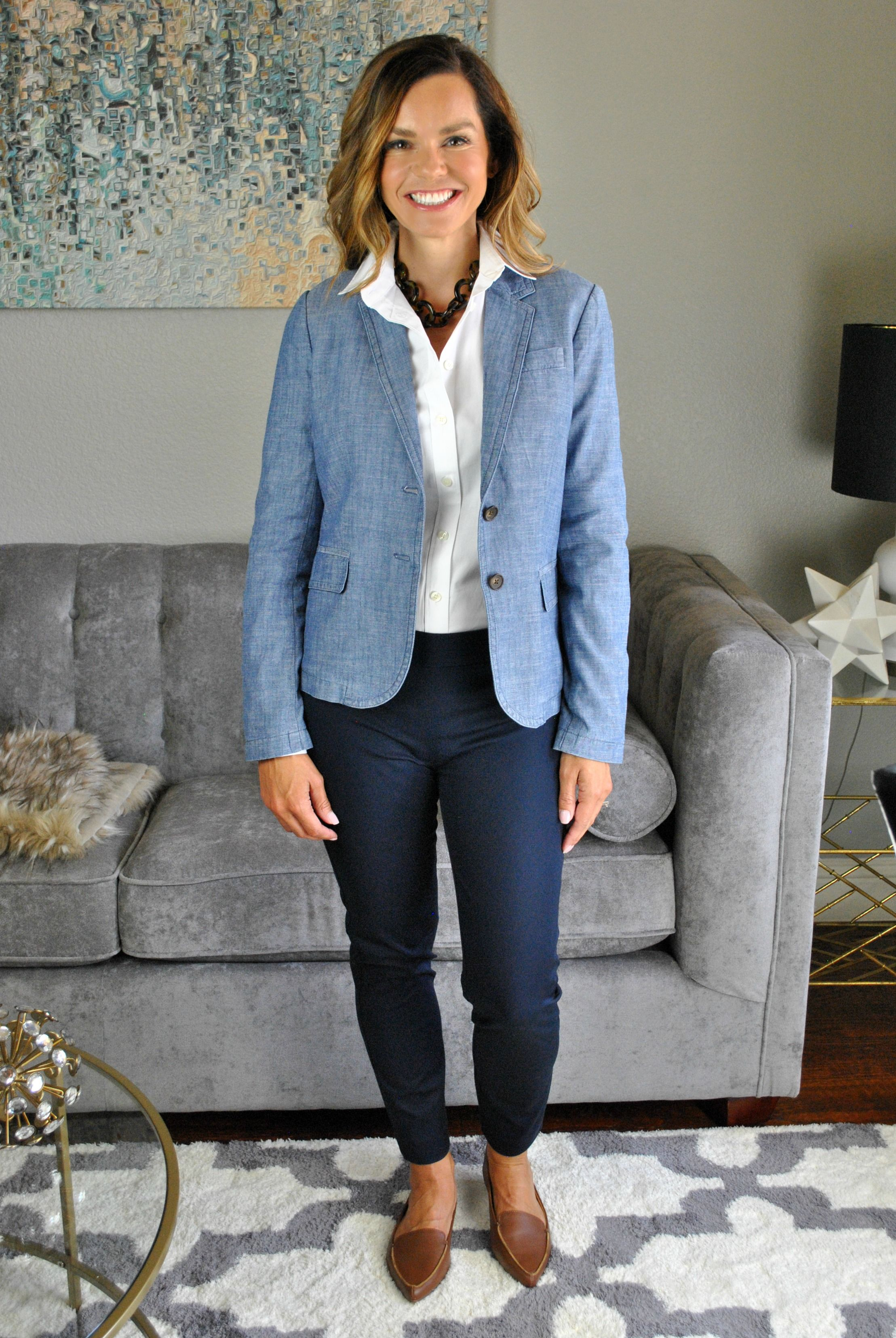 6e328ad1992 Back to School Teacher Outfits to Wear Now and Later with J.Crew Factory by  Get Your Pretty On  sponsored