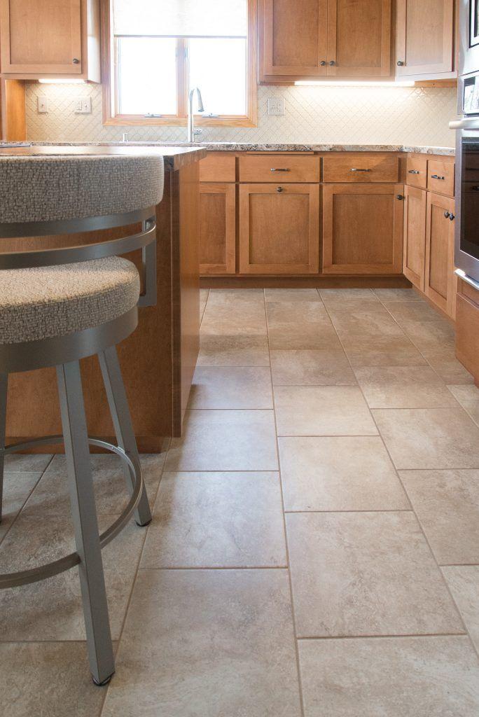 Beige Ceramic Tile Kitchen Floor Kitchen Floor Tile Beige Tile