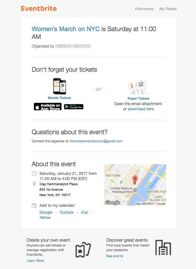 Event Reminder Emails 5 Effective Strategies Email Design