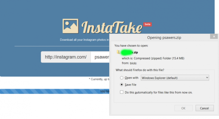 Download Anyone's Instagram Photos With InstaTake   Social