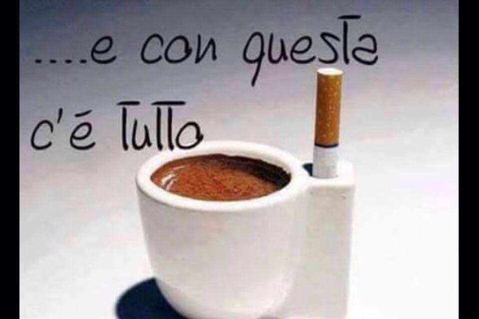 Eccezionale Buongiorno ! Sigaretta e caffè? #buongiorno❤ #buongiorno  EG83
