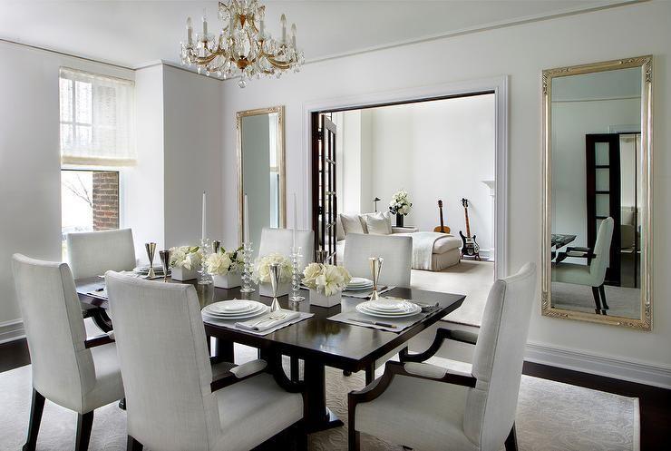 Contemporary Dining Room Lauren Coburn Interiors Elegant Dining Room Minimalist Dining Room Dining Room Design