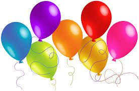 Image Result For Happy Birthday Blue Balloons Animated Gifs