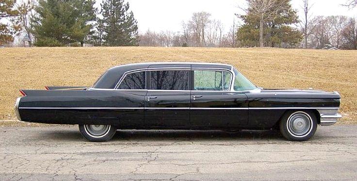 1965 Cadillac Fleetwood 75 Limousine | Limousines: 1962 - 1969 ...