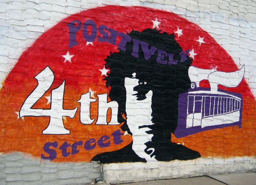 Bob Dylan Dinkytown Mural The Minnesota Daily Google Search Minnesota Mural Bob Dylan