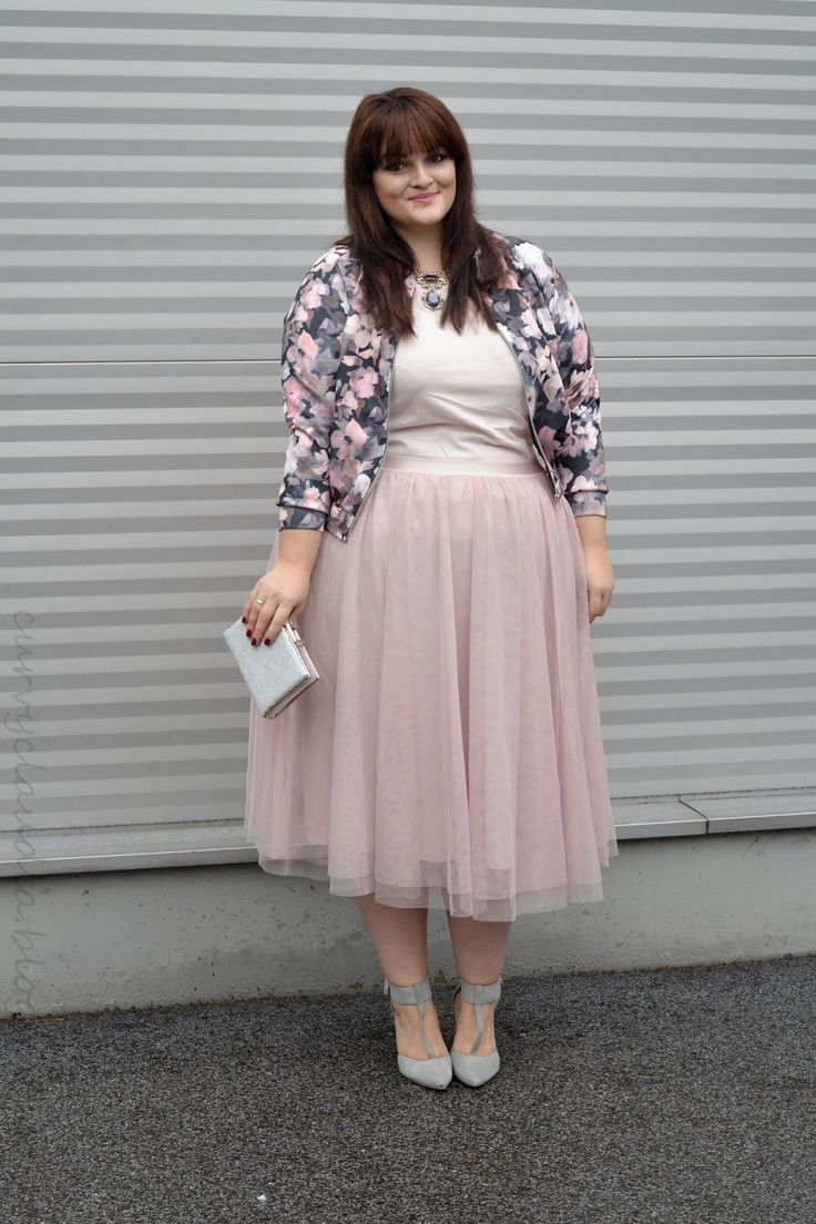 It S A Good Time To Be In The Plus Size Market: 5 Plus Size Skirts For Romantic Outfits
