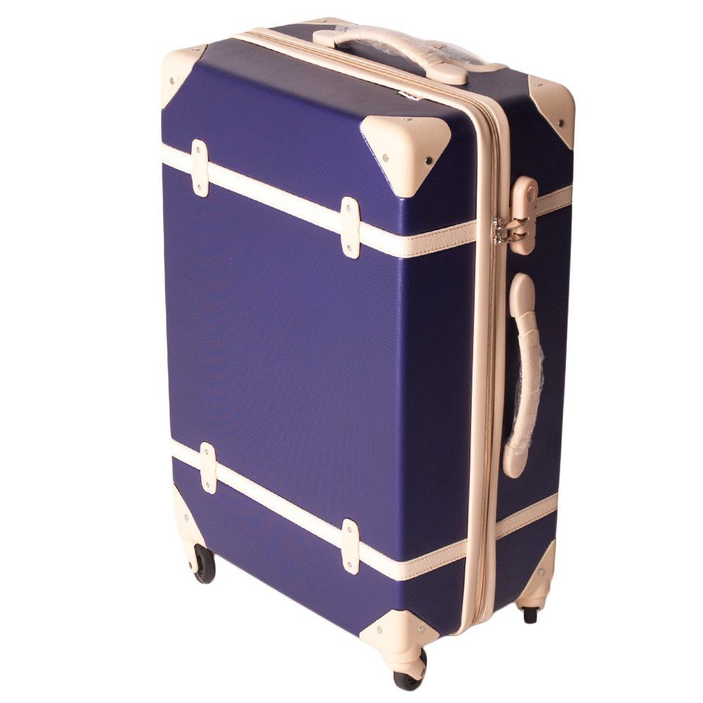 Btm Hartschale Vintage Retro Kabinengepack Abs 4 Rollen Trolley Travel Amazon De Koffer Rucksacke Taschen Kabinengepack Rucksack Tasche Koffer