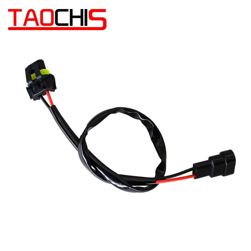 Taochis 9006 9005 Hb3 Hb4 Pvc Power Cable Sockets Male Female Extension Wiring Harness Connector Power Cable Accesorries Power