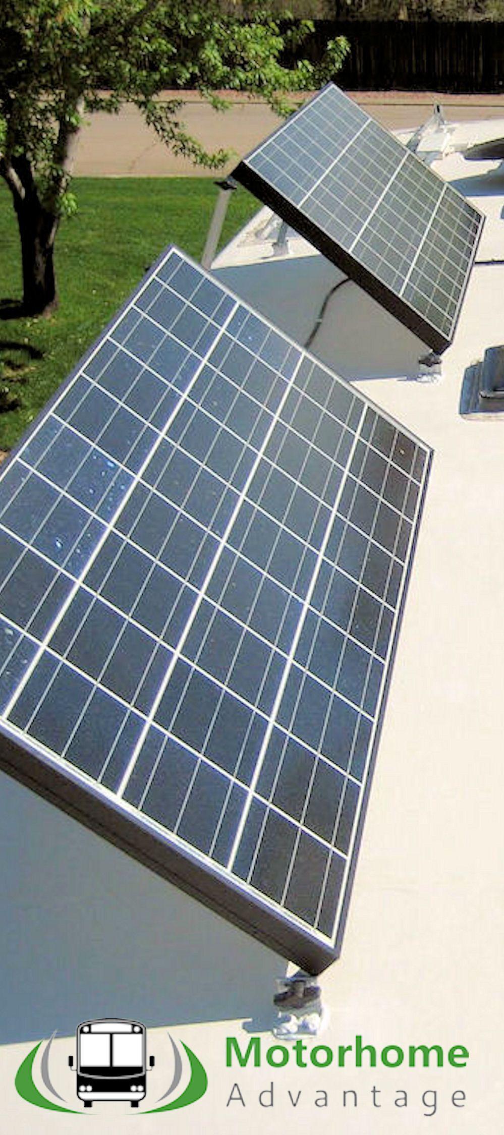 RV Solar: Systems, Kits & Set Up | Motorhome Advantage